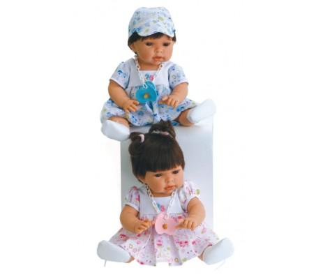 Куклы Двойняшки Марси (2шт)Куклы пупсы