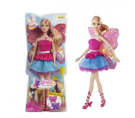 Куклы Mattel (Barbie) - Тайна Феи Барби Сияющий полет феиКуклы Барби (Barbie)