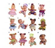 Куклы пупсы в ассорт. Paola-Reina