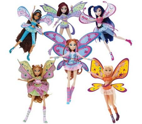 Куклы ВинксКуклы Винкс (Winx)