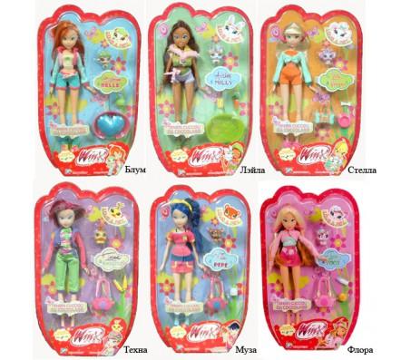 Куклы Winx Волшебный ПитомецКуклы Винкс (Winx)