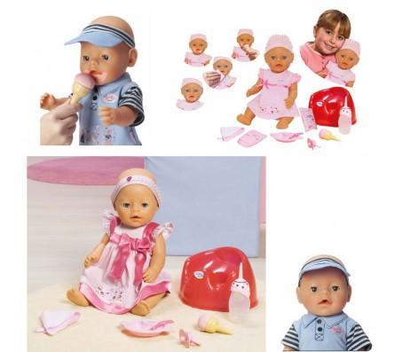 Куклы Zapf Creation  Baby Born 44 смКуклы Baby Born