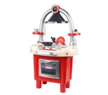 Кухня красная с дугой мини 95х59х47 смВсе для кухни, уборки