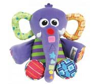 LAMAZE Развивающая игрушка Слоненок Эдди музыкальная.
