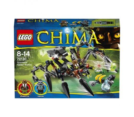 Легенды Чимы Паук ОхотникЛего Легенды Чимы (Lego Legends of Chima)