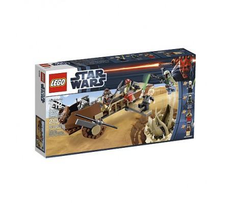 Лего Desert SkiffЛего Звездные войны (Lego Star wars)