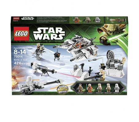 Лего Star Wars Battle of HothЛего Звездные войны (Lego Star wars)