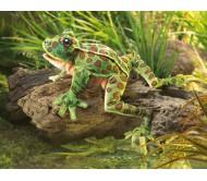 Леопардовая лягушка (мягкая игрушка)