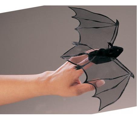 Летучая мышь на пальчик! (мини)Пальчиковые игрушки