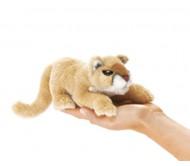 Лев маленький Folkmanis