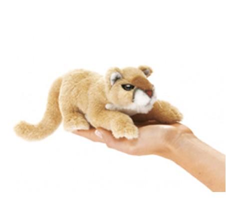 Лев маленький FolkmanisМарионетки (перчаточные куклы)