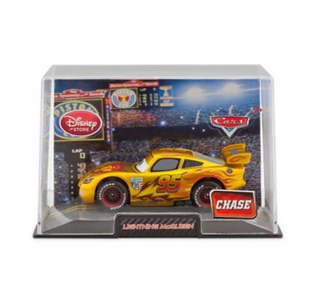 Lightning McQueen золотойТачки 2 (Cars 2)