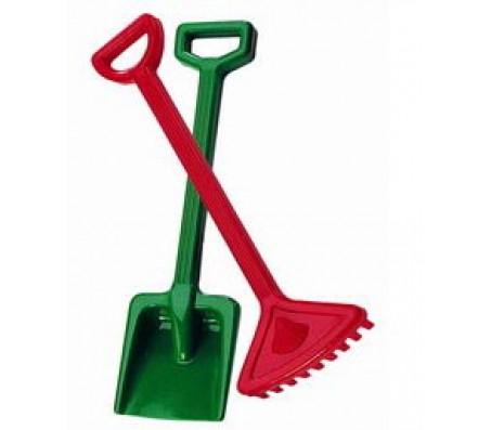 Лопата, и грабли от avcВсе для песочницы