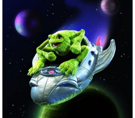 Лягушка на космическом корабле, 33 смЖивотные