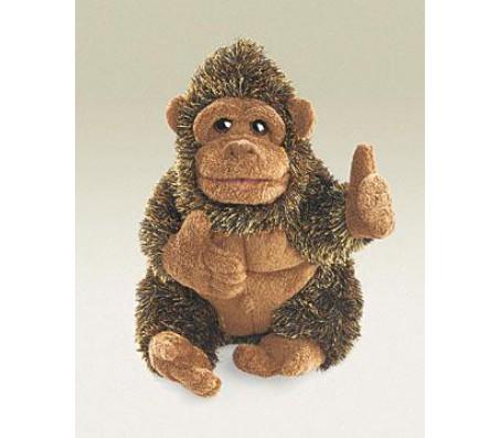 Маленькая горилла, 20 смМарионетки (перчаточные куклы)