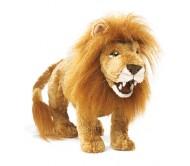 Маленький лев мягкий 31 см