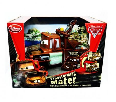 Mater TransformingТачки 2 (Cars 2)