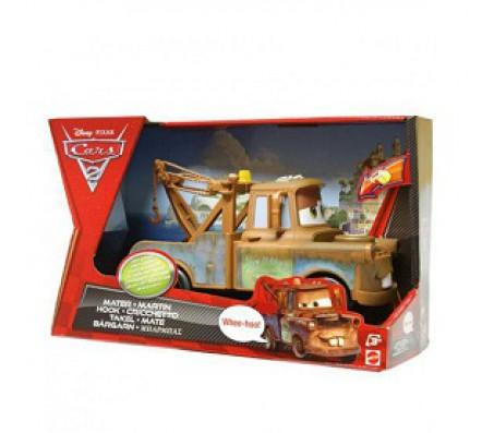 Mattel Мэтр со звук эффектамиТачки 2 (Cars 2)