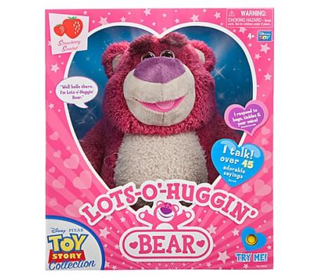 Медведь Лотсо говорящийРекламируемые игрушки