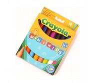 Мелки Crayola 16 штук