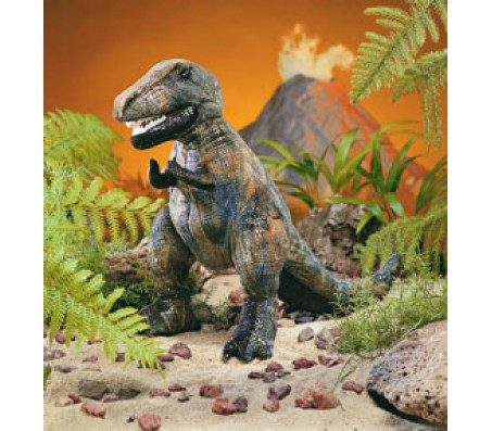 Мелкий тиранозавр T-Rex, 38 смМарионетки (перчаточные куклы)