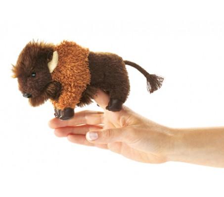 Мини бизон игрушка мягкаяМарионетки (перчаточные куклы)