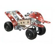 Мини-конструктор Квадроцикл 1 модель Meccano