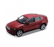 Моделька BMW X6 1:18 Welly
