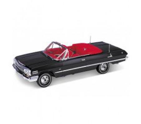Моделька Chevrolet Impala 1963 WellyМодели машин