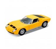 Моделька Lamborghini Miura 1:18