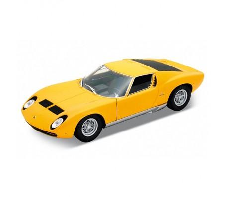 Моделька Lamborghini Miura 1:18Модели машин