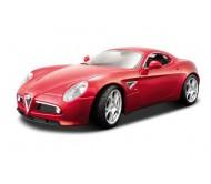 Модель машины  Alfa Romeo 8C 1:18