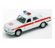 Модель машины Волга классика