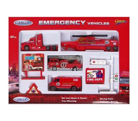 Модели машин Пожарная техникаМодели машин