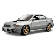 Модели машин Subaru impreza WRX 1:24