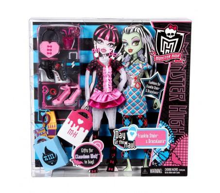 Monster High Fashion Gift SetКуклы Школа монстров (Monster high)