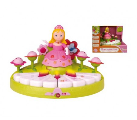 Музыкальная игрушка бал цветовМузыкальные игрушки