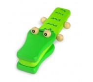 Музыкальная игрушка Крокодильчик