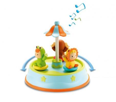 Музыкальная карусель CotoonsМузыкальные игрушки