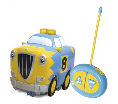 Мягкий р/у детский автомобиль Soft CarsМашины на радиоуправлении