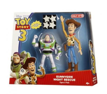 Набор Баз Лайтер и Вуди MattelИстория игрушек (Toy Story)