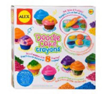 Набор Цветные пирожныеНаборы для творчества