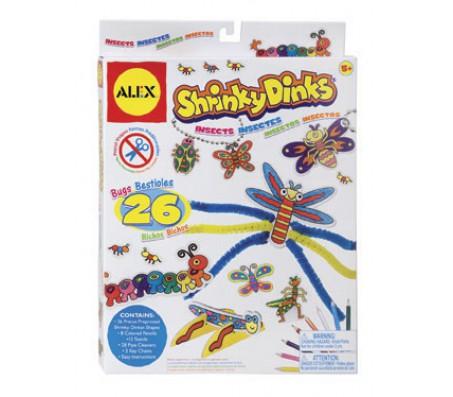 Набор для создания игрушек и брелоков НасекомыеНаборы для творчества
