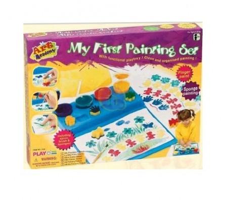 Набор для рисования с трафаретами PlaygoНаборы для рисования