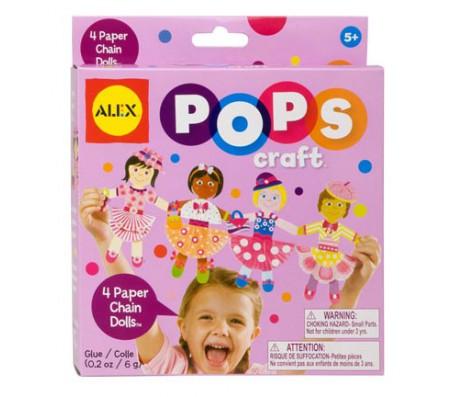 Набор для творчества POPS CRAFT AlexНаборы для творчества