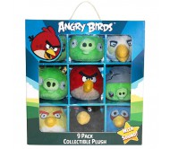 Набор из 9 штук Angry Birds