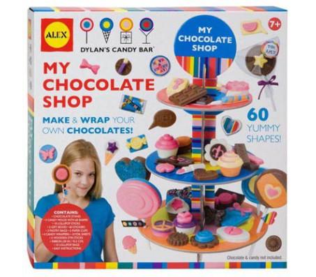 Набор  Мой шоколадный магазинНаборы для творчества