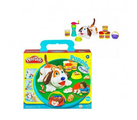 Набор пластилина Щенок HasbroПластилин Плей-До (Play-Doh)