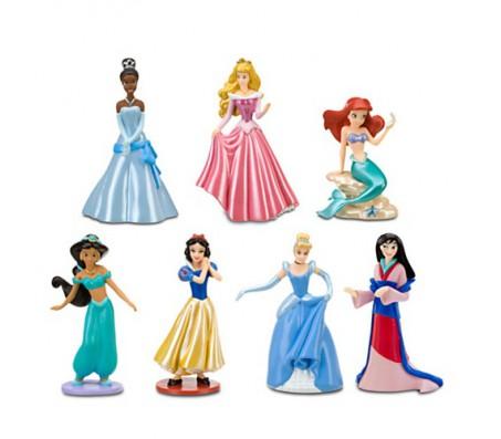 Набор принцесс ДиснейКуклы принцессы Диснея (Disney Princess)