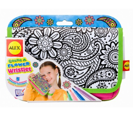 Набор Раскрась клатчНаборы для рисования